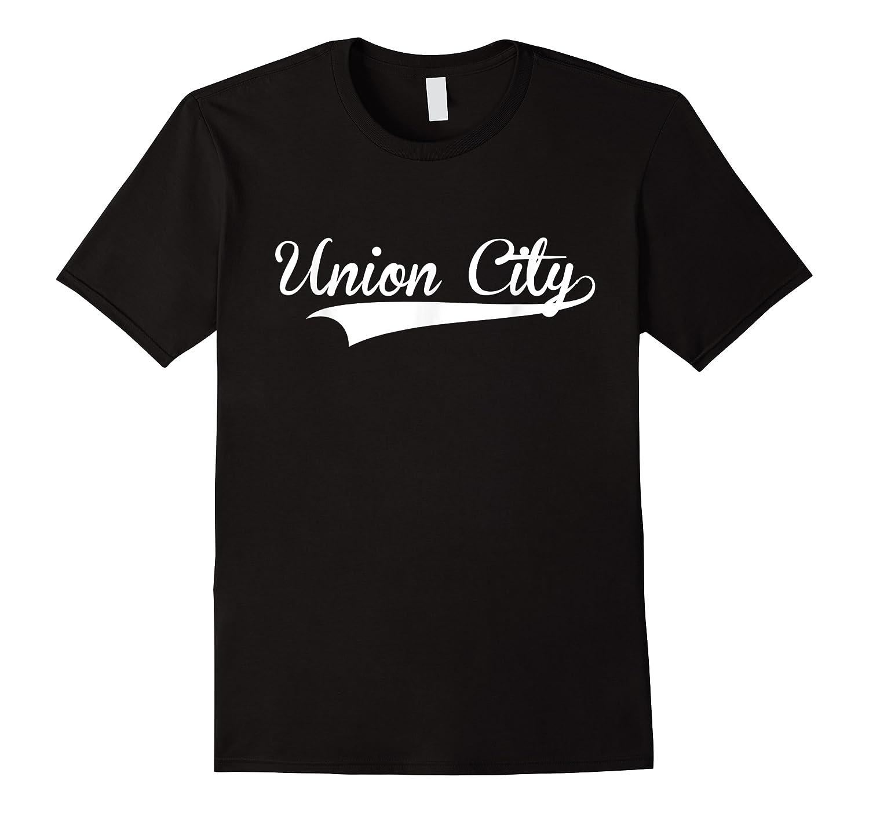Union City Baseball Styled T Softball Shirts