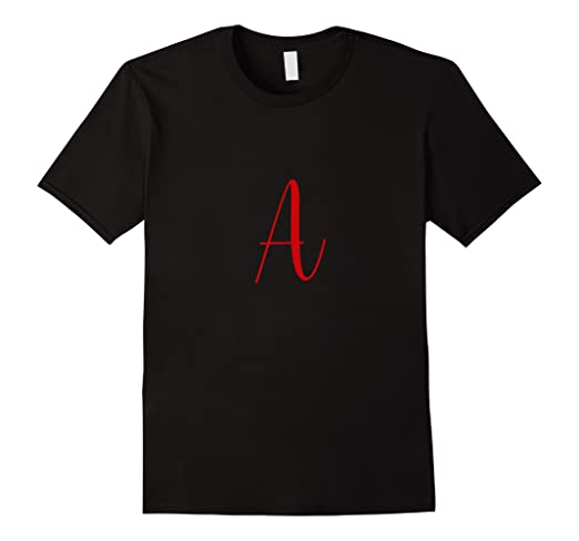 Amazon.com: The Scarlet Letter T Shirt: Clothing