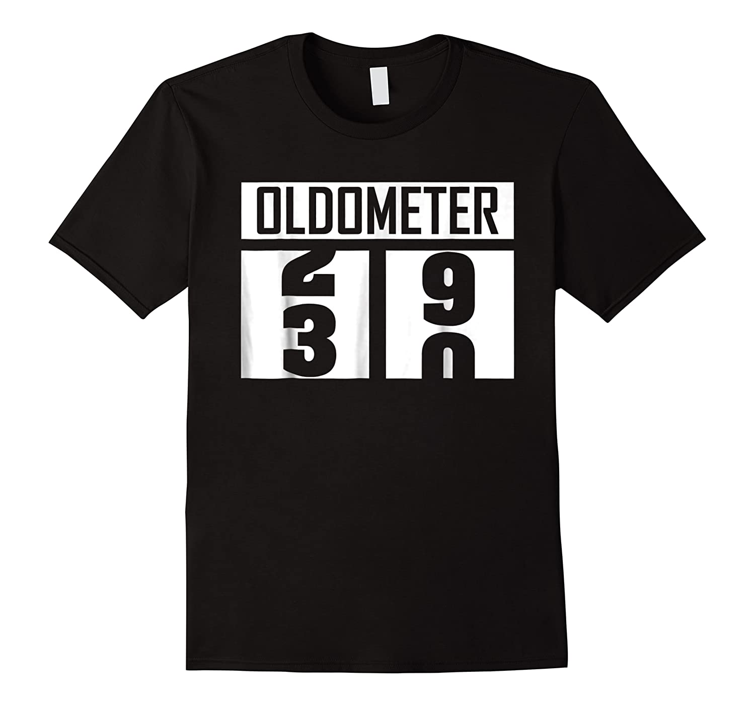 Oldometer 30 Funny Birthday Cool For Men Shirts