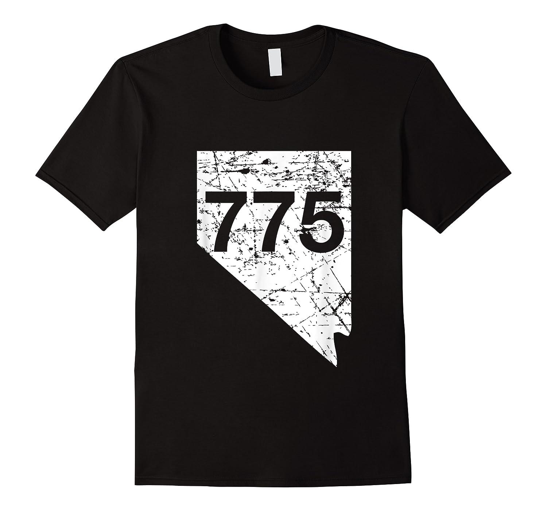 Carson City Reno Sparks Area Code 775 Shirt Nevada Gift