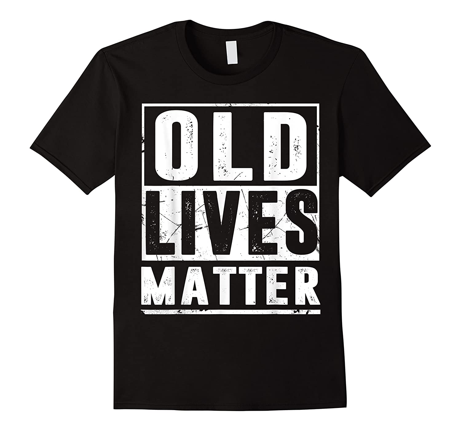 Old Lives Matter T-shirt 40th 50th 60th 70th Birthday Gift