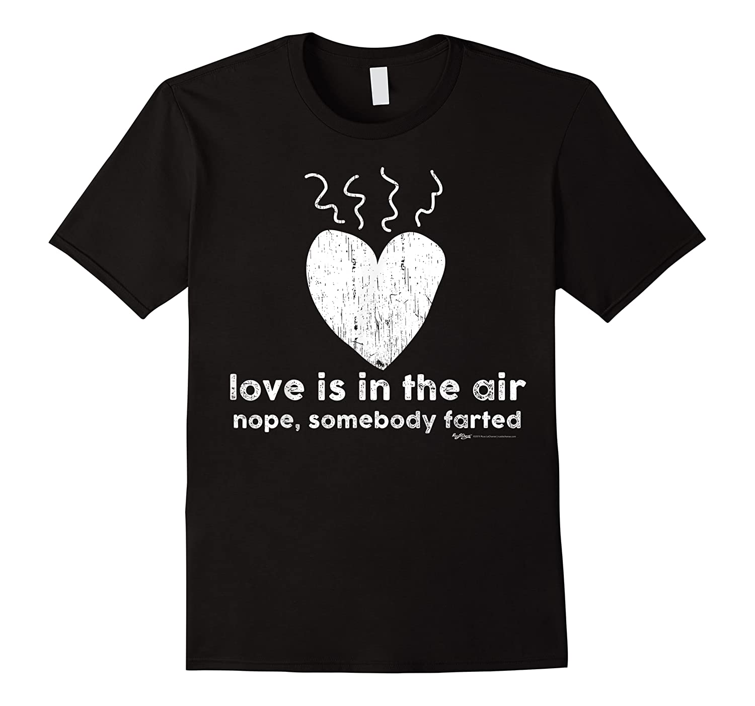 Vintage Love Is In The Air Nope Anti Valentines Day T Shirt