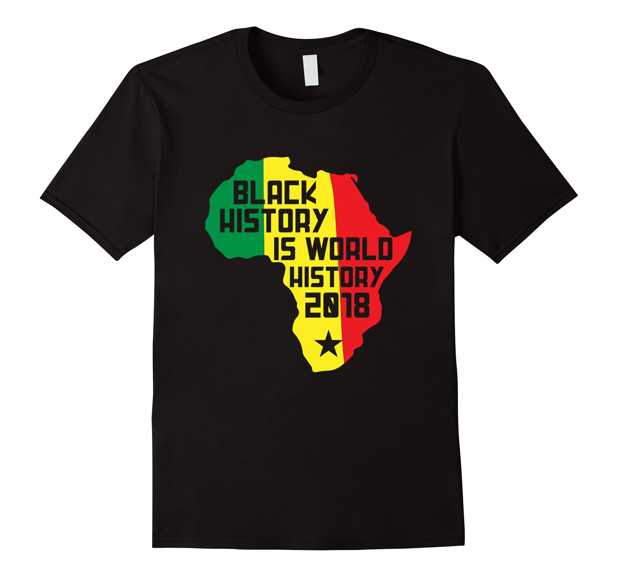 Black History Month T Shirt African-Tovacu