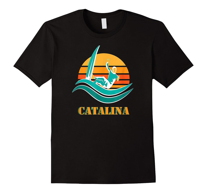 Catalina Souvenir Island California Shirts