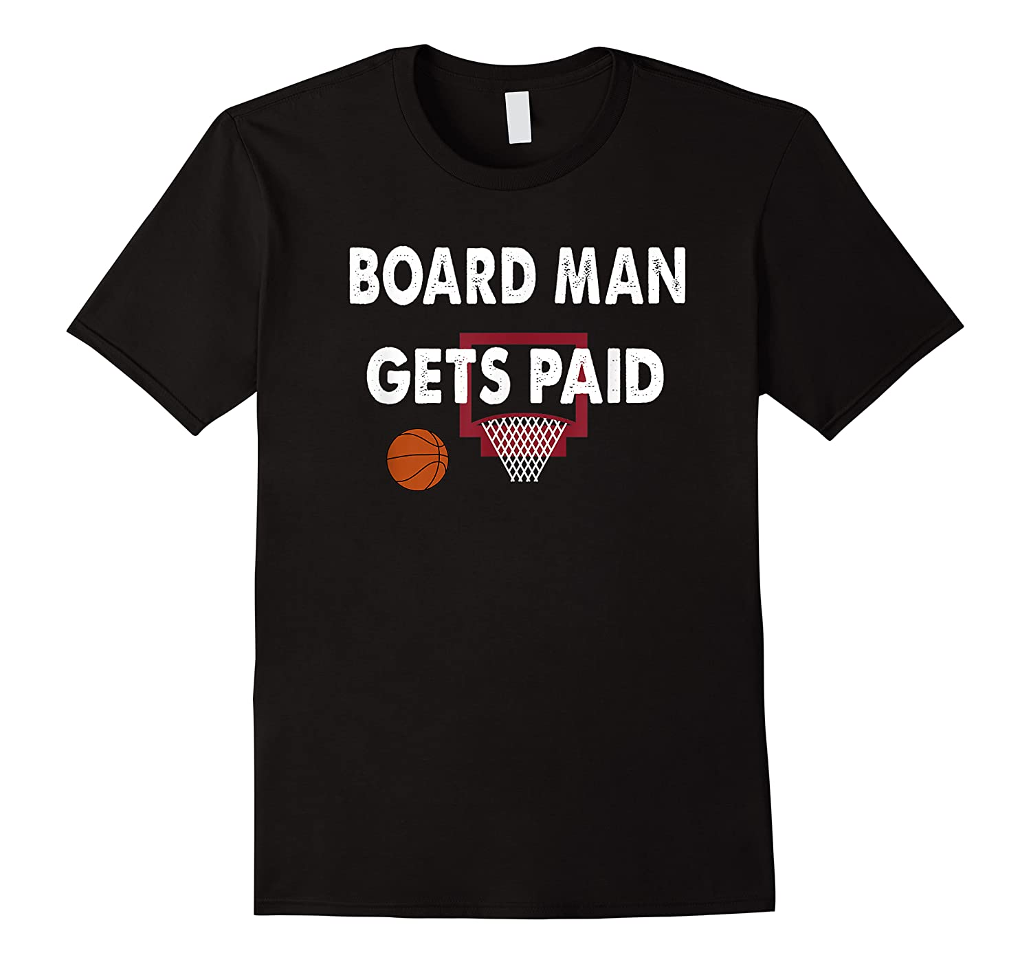 Vintage Board Man Gets Paid For Shirts