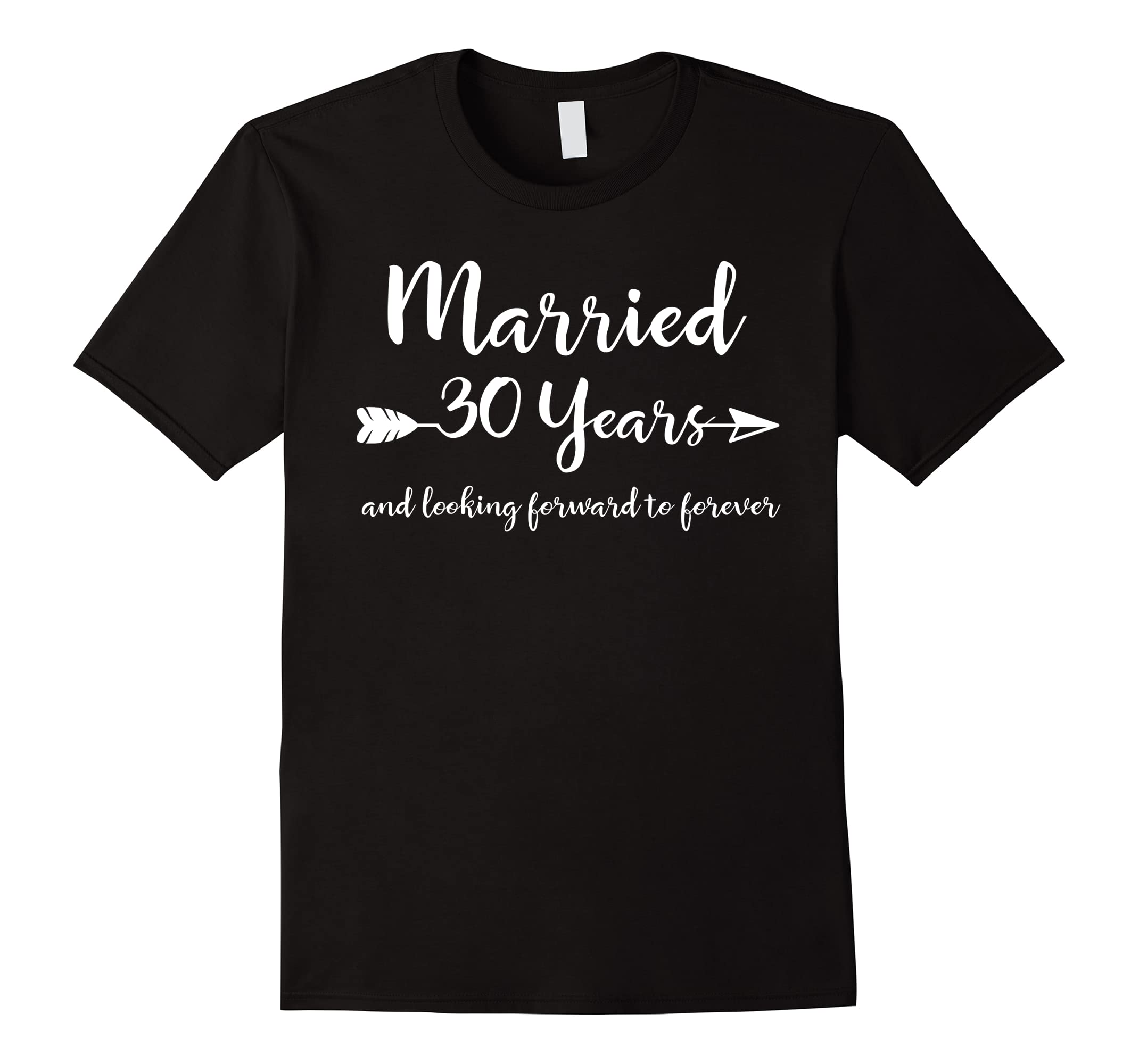 30th Wedding Anniversary Dress: 30th Wedding Anniversary Gift T-Shirt For Him Her Couples