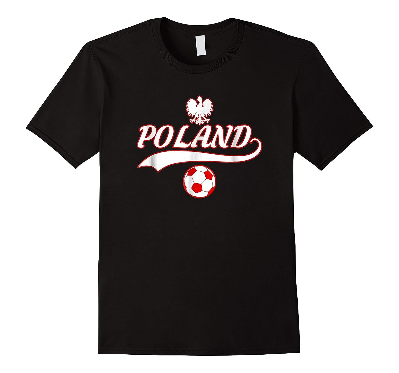 Poland Team World Fan Soccer 2018 Cup Fan T Shirt