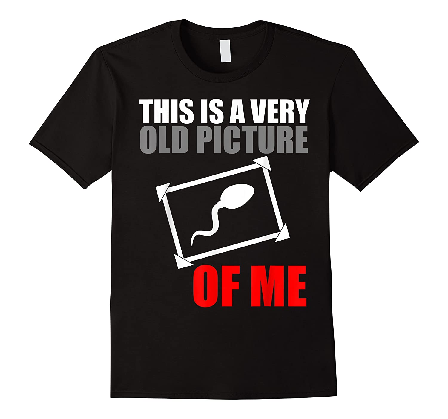 This Is A Very Old Picture Of Me Shirt Funny Gift Idea
