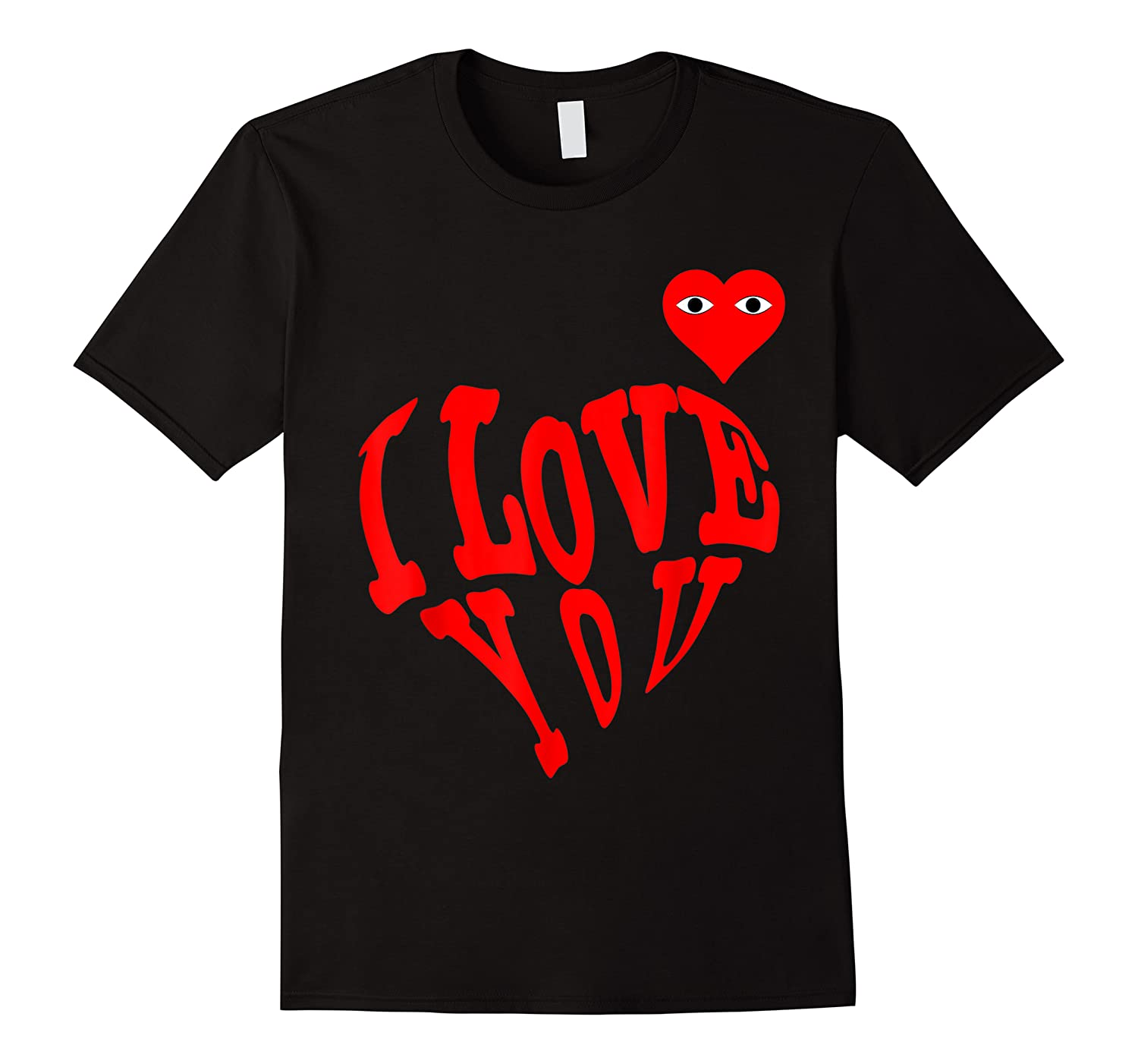 Heart For Comme Lovely In The Des Gift T-shirt Of Garcon Tee