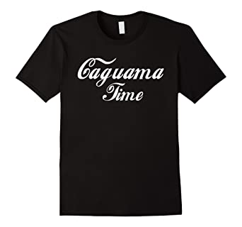 amazon com cerveza time shirt caguama time t shirt clothing