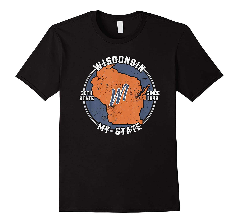 Wisconsin State Tourist Gift Shirts