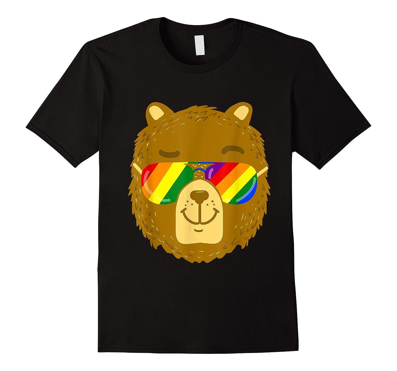Papa Bear Lgbt Shirt Grizzly Bear Shirt