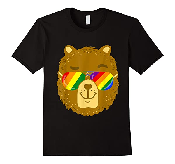 Papa Bear Lgbt Shirt Grizzly Bear Shirt