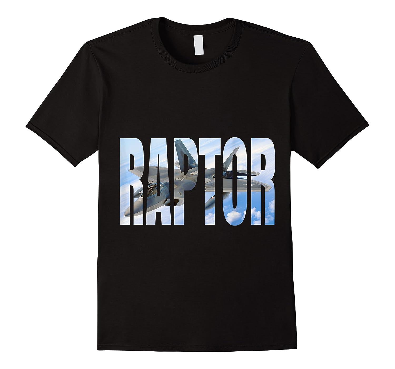 F22 Raptor Advanced Tactical Fighter Fighter Je Shirts