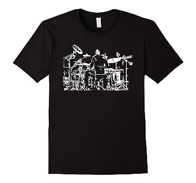 Drummer Modern Style T-shirt