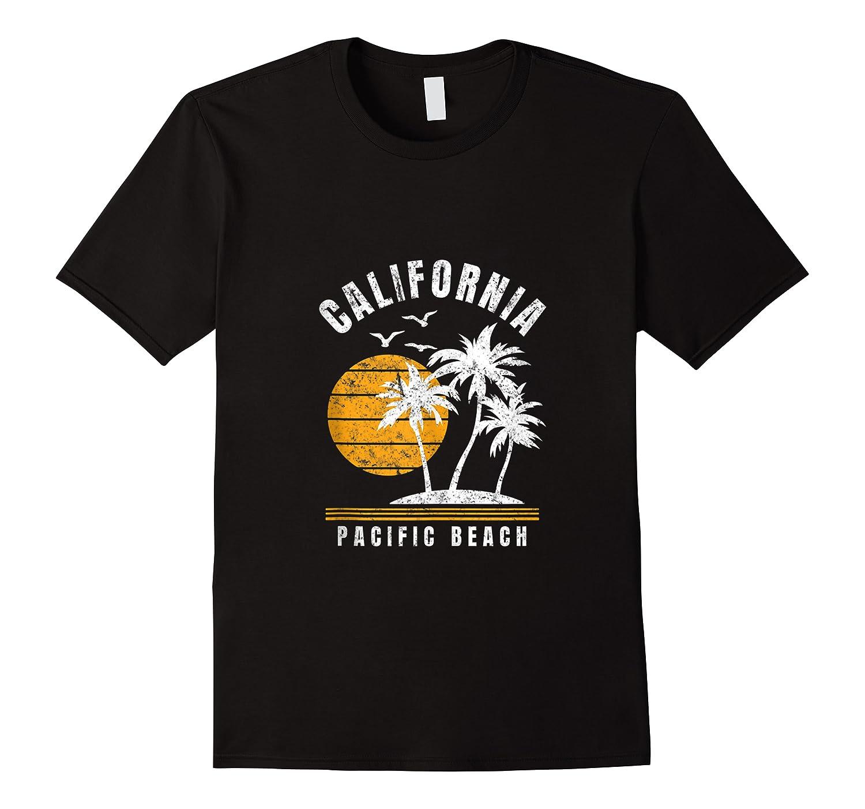 Pacific Beach California,  Ca Beach Vacation Gifts Shirts