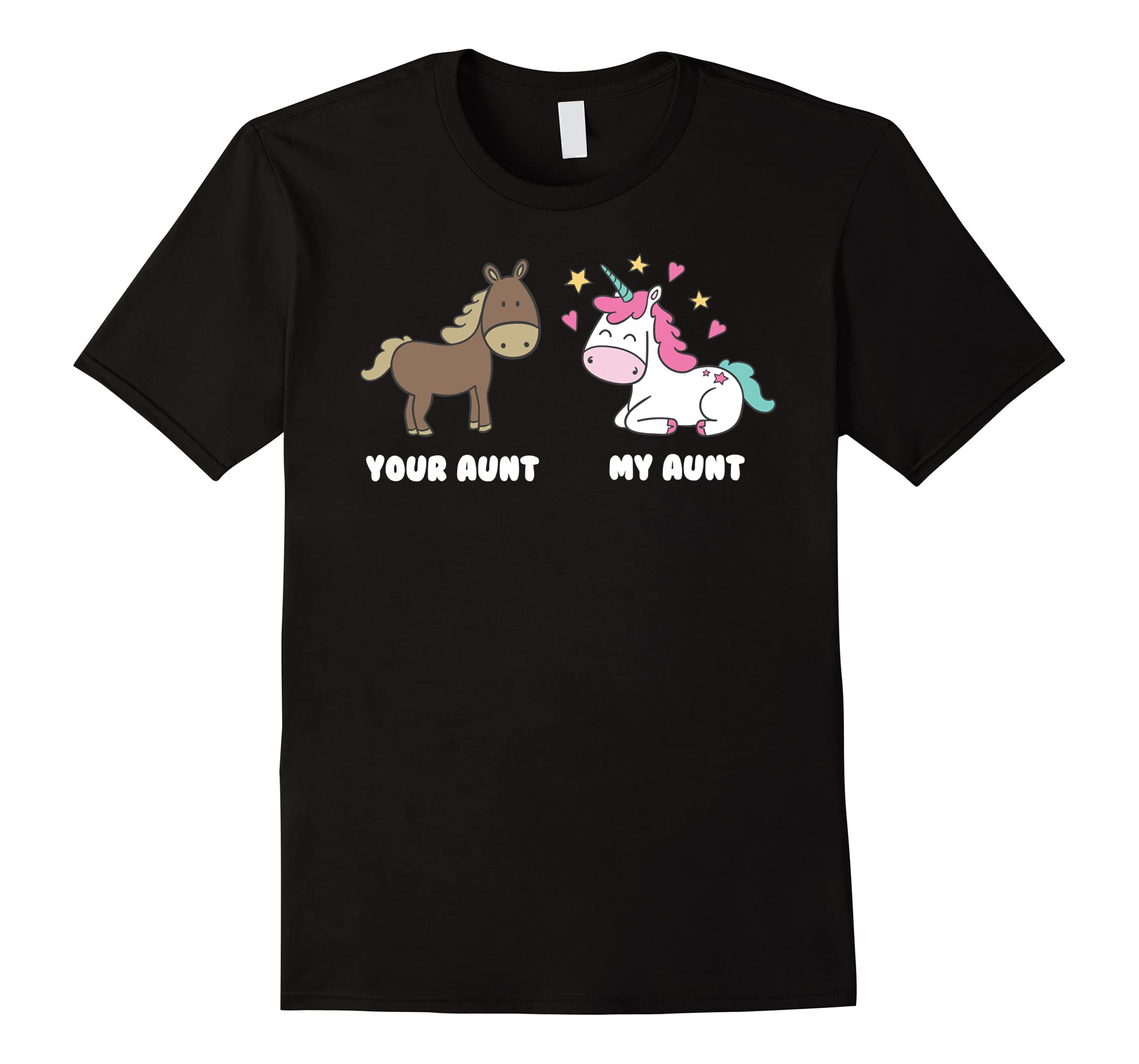 Your Aunt My Unicorn T Shirt-Tovacu