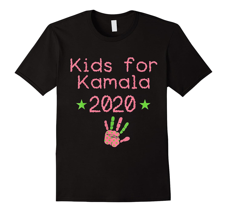 Kamala Harris 2020 Sorority Pink Green Flag Kids N Shirts