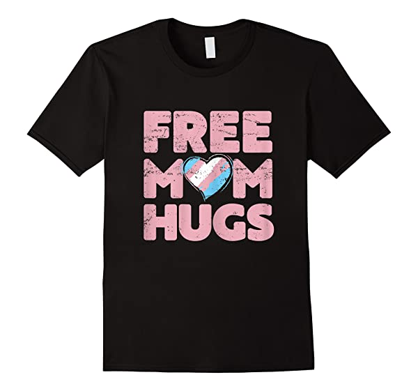 Free Mom Hugs Tshirt Free Mom Hugs Transgender Pride Shirt