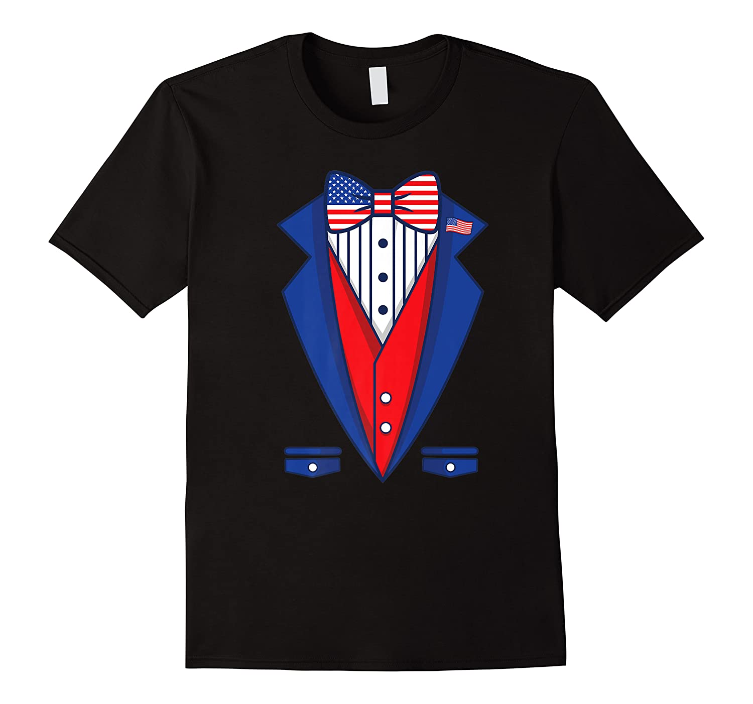 Uncle Sam Costume 4th Of July Independence Day Shirts