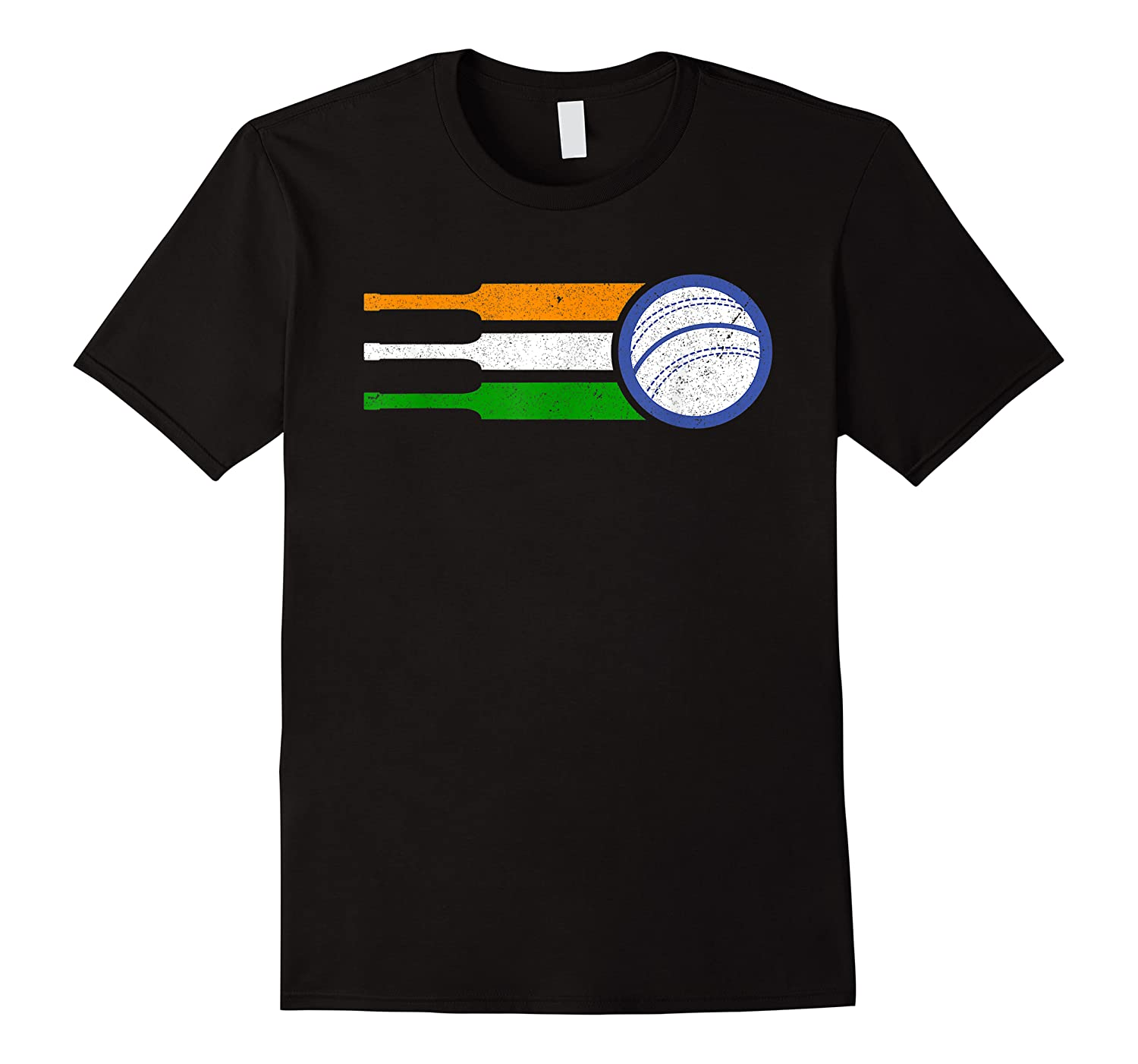 India Cricket Team Indian Cricket Fan Flag Shirts