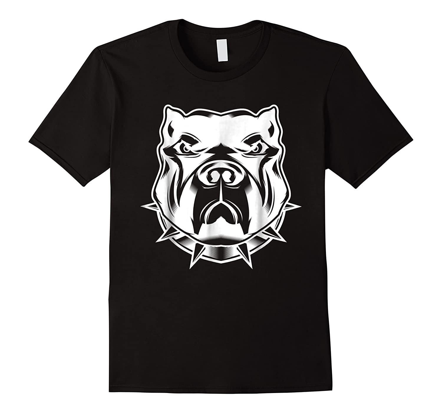 Pit Bull Face T For Pitbull And Apbt Lovers Shirts