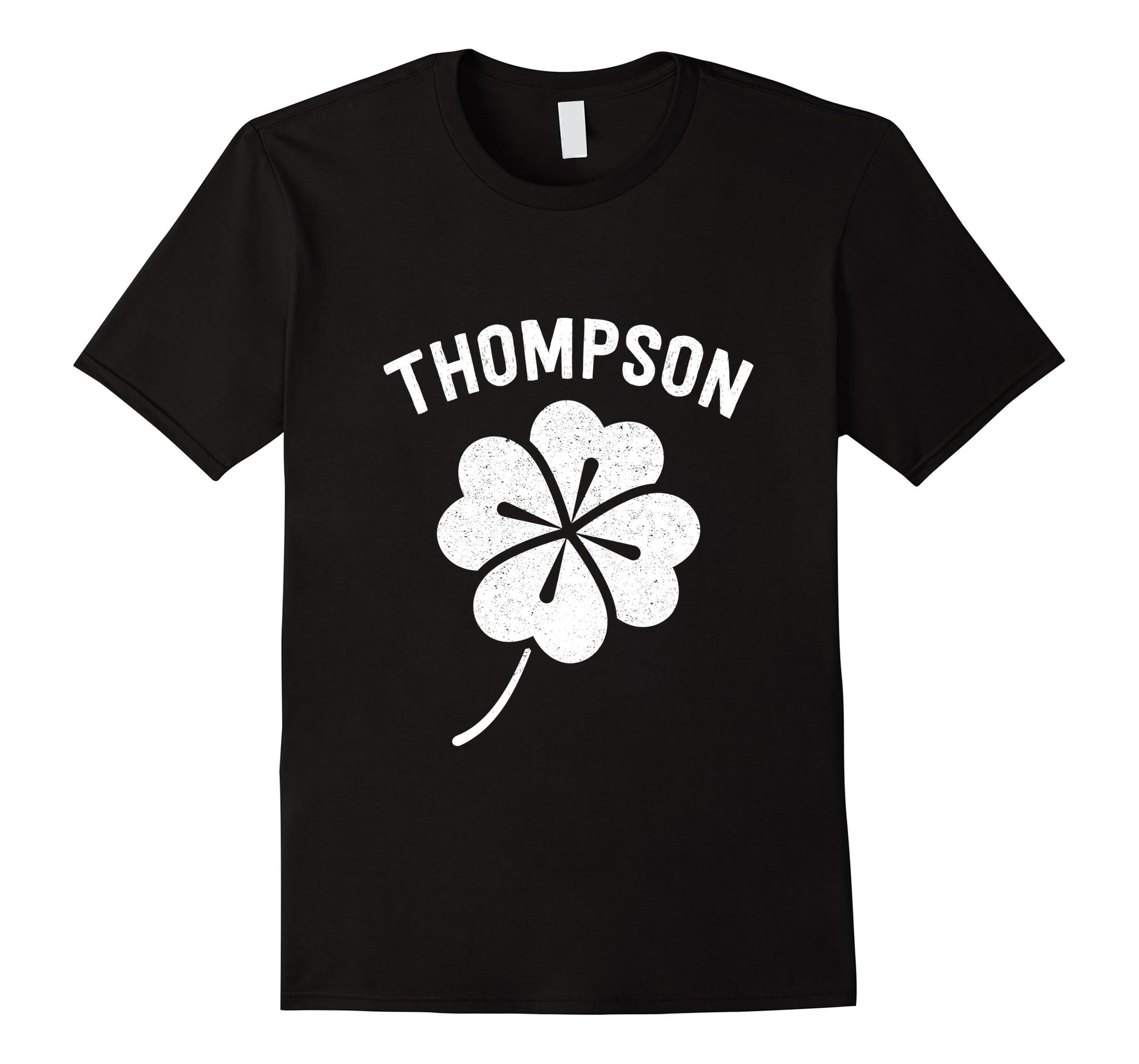 St Patricks Day Thompson Irish-Teesml