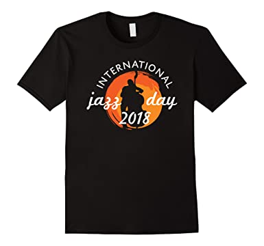 International Jazz Day 2018 T-shirt