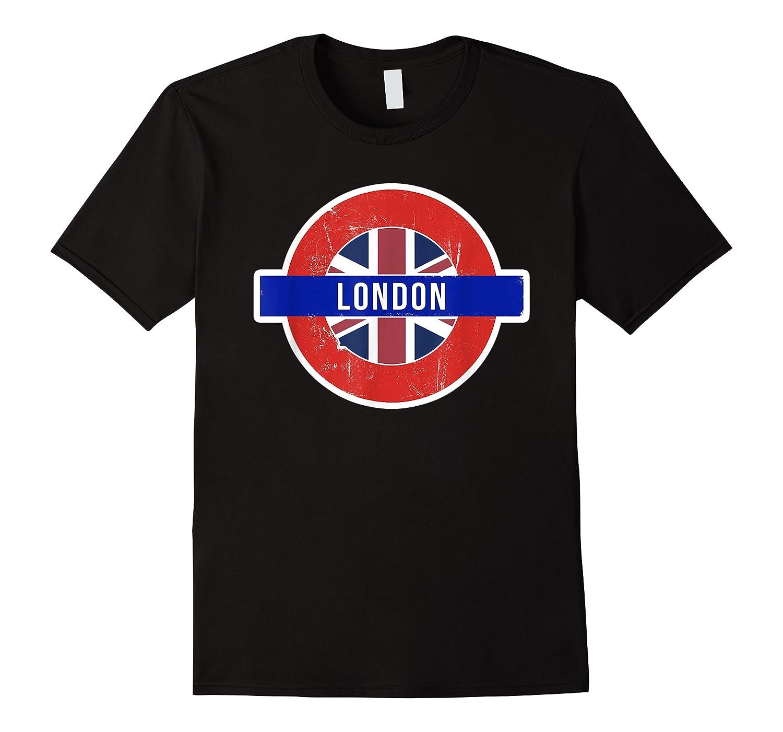 London Uk T Shirt Fun English British City Travel Gift