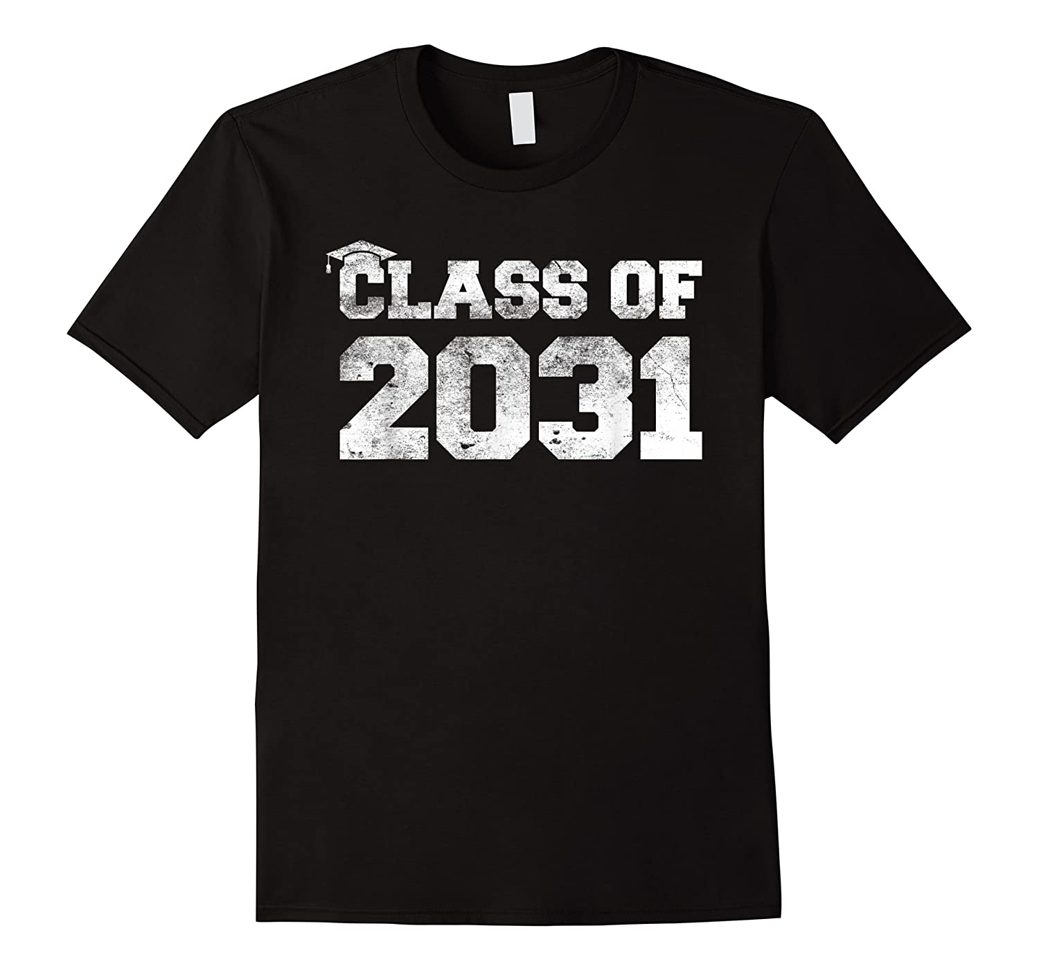 Class Of 2031 Graduation Kindergarten Back To School Shirts