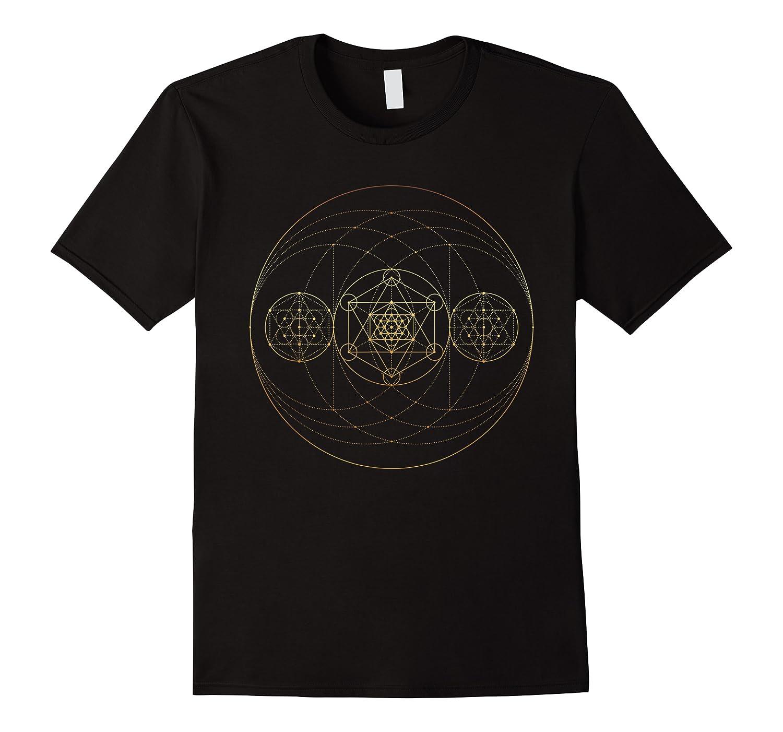 Metatron's Cube Sacred Geometry Shirts