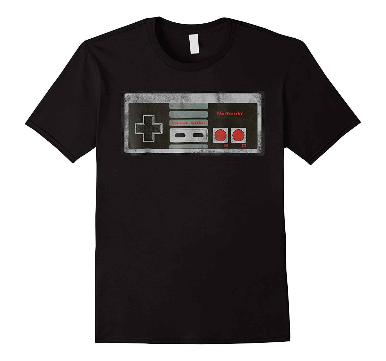 Nintendo Nes Controller Retro Vintage Graphic Shirts