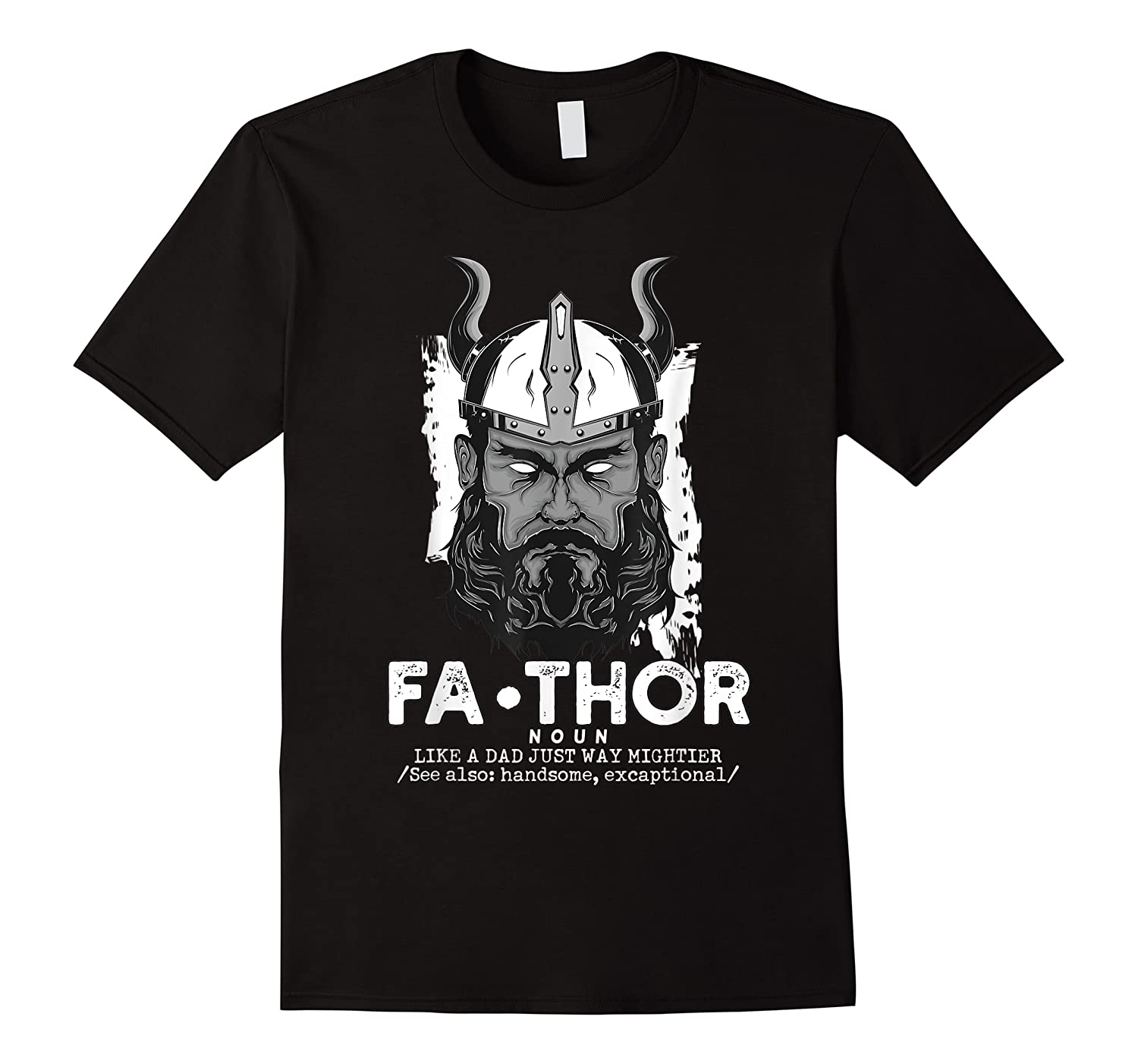 Fa Thor Like Dad Just Way Mightier Hero Funny Gifts Shirts