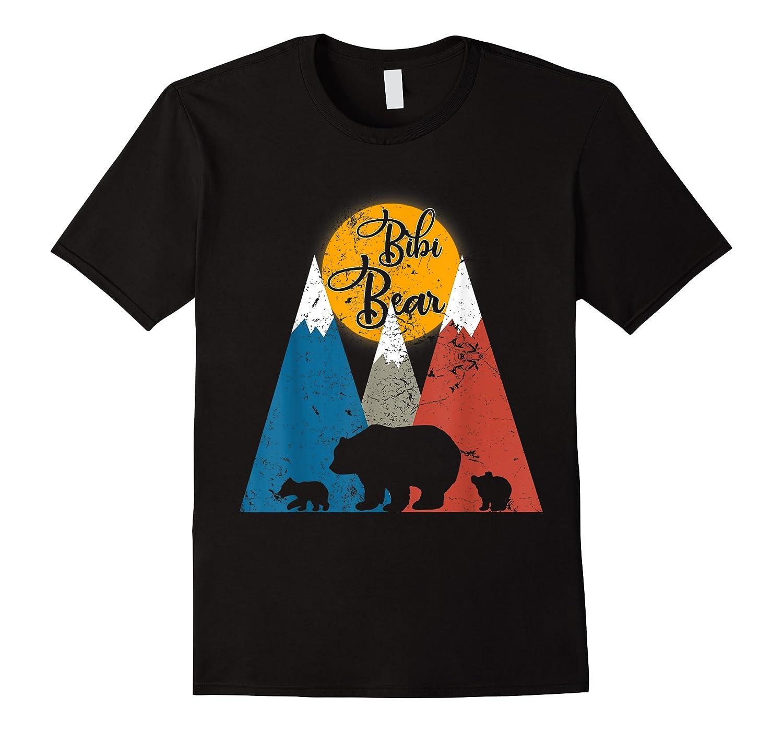 Cute Twin Bibi Bear Two Cubs Little Bears Shirts