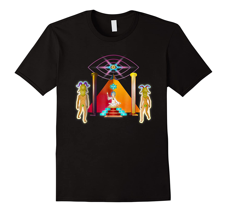 Rick And Morty Holy Rick Shirts