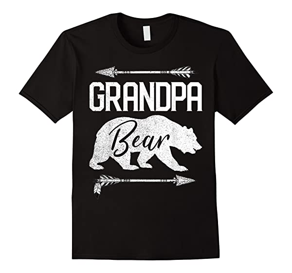 S Grandpa Bear Funny Father S Day T Shirt Gift Papa Vintage