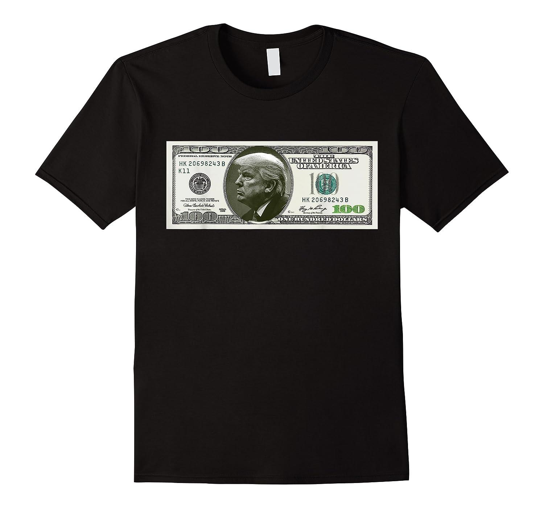 Trump Dollar Bill T-shirt