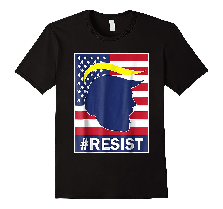 Resist Protest Rebel Political Anti Trump Impeach T Shirt