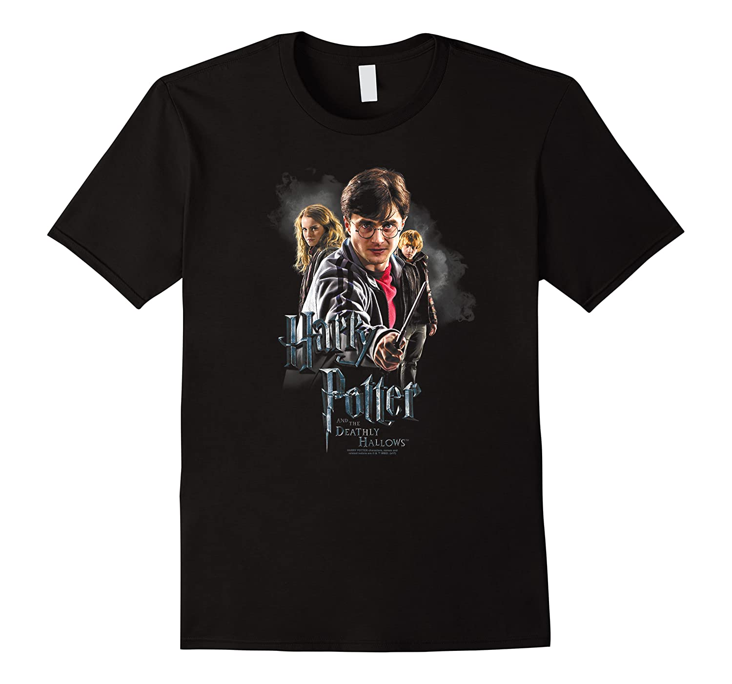 Harry Potter Deathly Hollows Cast Shirts