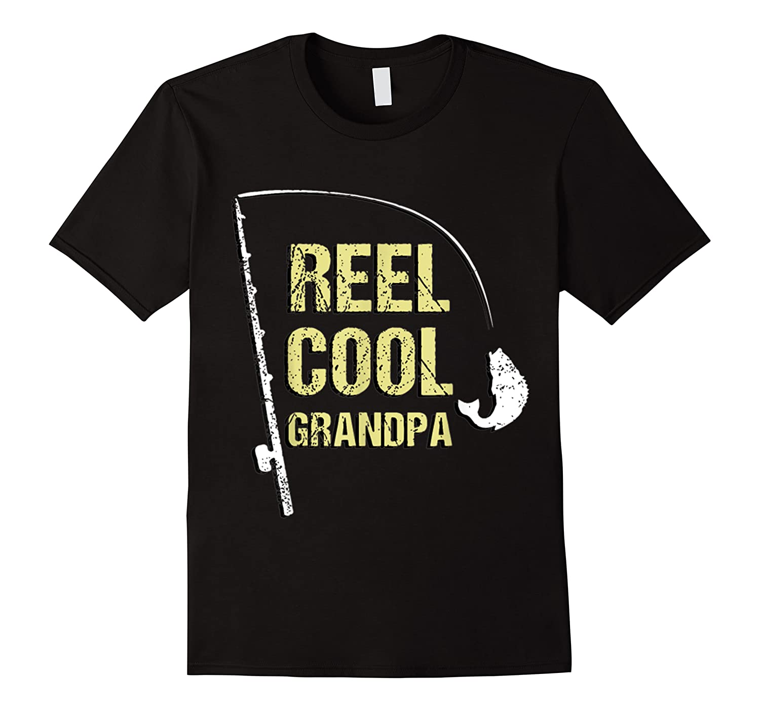 Reel Cool Dad Funny Fishing Fathers Day Gift Shirts