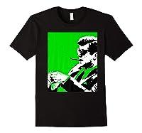 John F Kennedy 35th President - Jfk Smoking Cigar Blunt Premium T-shirt Black