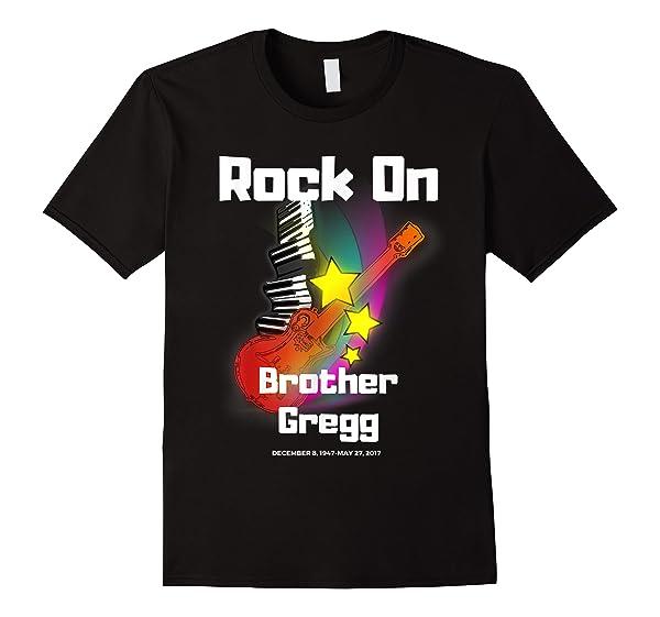 Greg Allman T Shirts