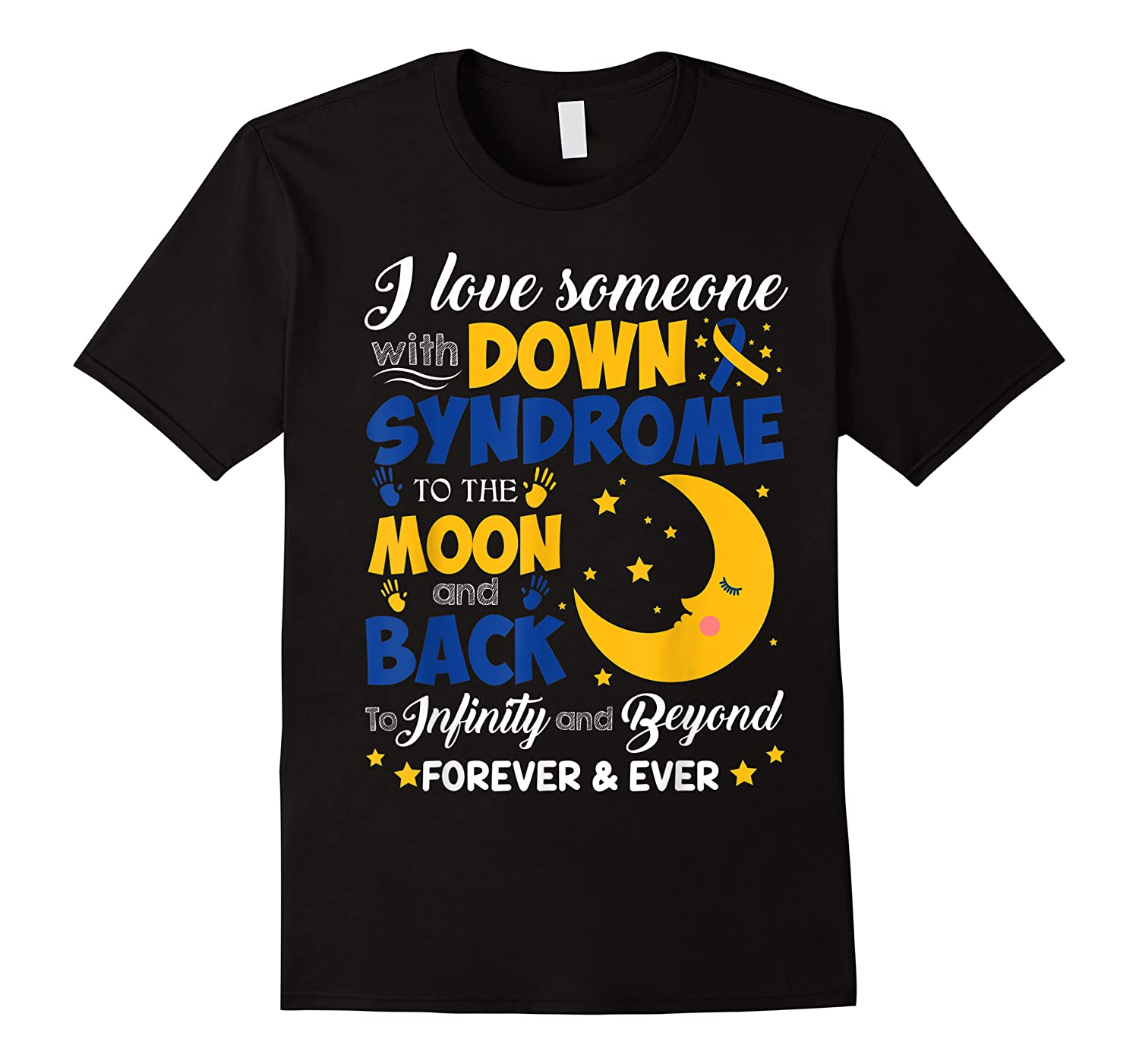 Mom Dad Love Someone World Down Syndrome Shirts