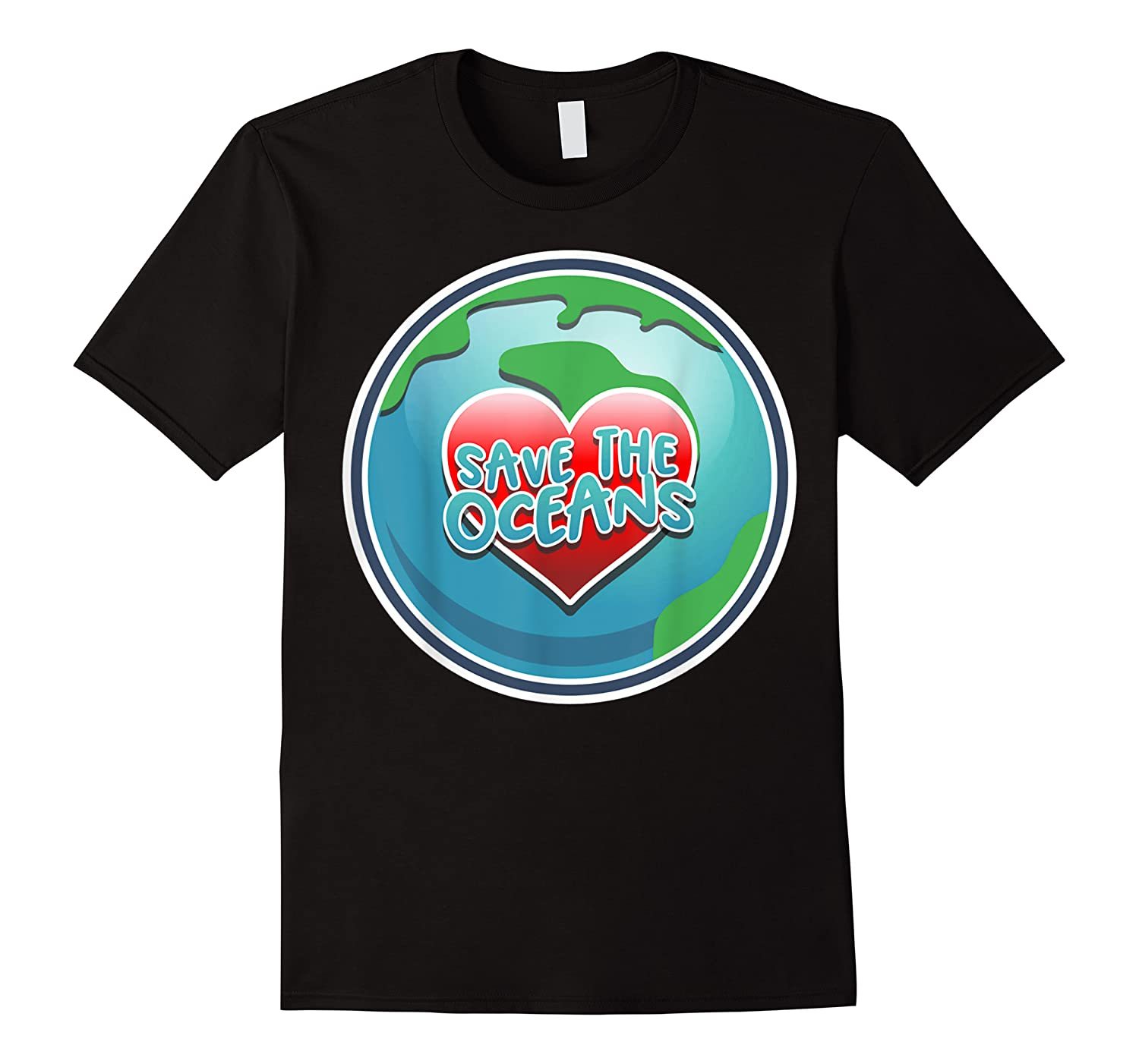 Save The Oceans Amazing World Oceans Day Gif Shirts