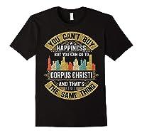 Corpus Christi City Flag Tshirt I Love Corpus Christi Shirt Black
