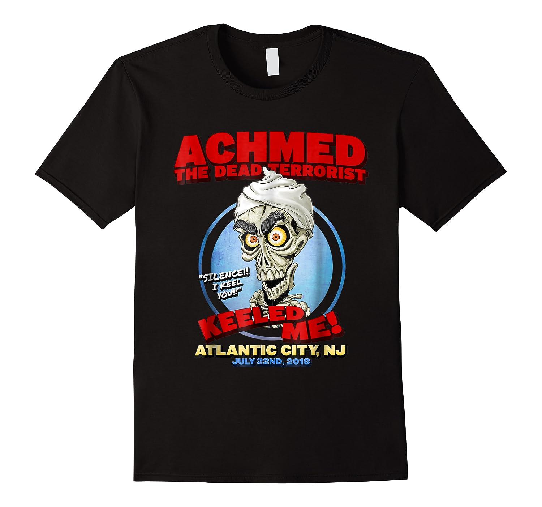 Achmed The Dead Terrorist Atlantic City Nj Shirt