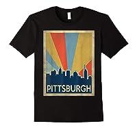 Classic Pittsburgh Shirts Black