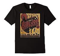 Billy Joel - New York's Native Son T-shirt Black