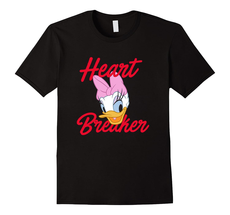 Disney Daisy Heartbreaker T Shirt Men Short Sleeve