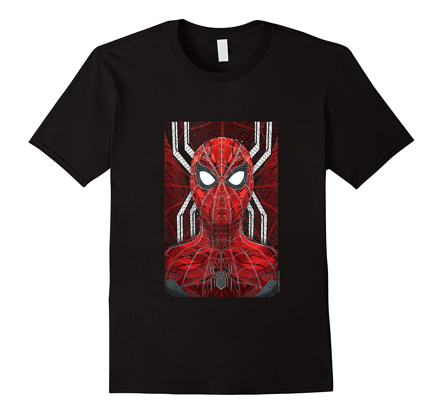 Marvel Spider-man: Far From Home Spidey Tank Top Shirts